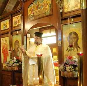 Fr. Spyridon Jajeh (Circumcision of Christ 2020)