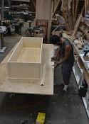 Preparing the side rail for installation