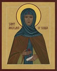 St. Angelina of Serbia (sample)