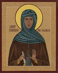St. Macrina the Younger (sample)