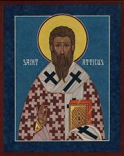 St. Atticus (sample)