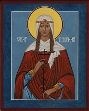 St. Dymphna (sample)