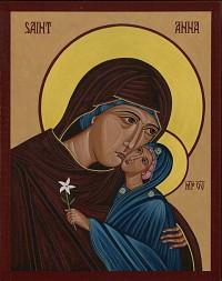 St. Anna & Virgin Mary (sample)